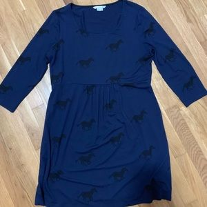 Boden horse dress